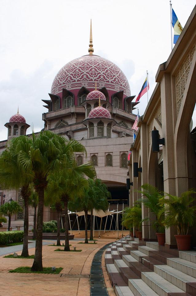 mosque kuala lumpur malaysia