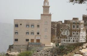Masjid at Obarat, Haraz, Yemen